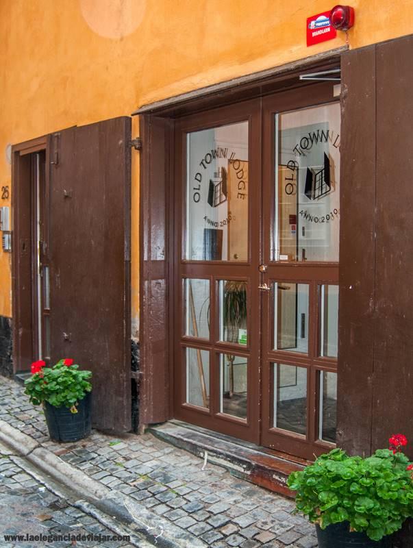 Hostal Old Town Lodge en Gamla Stan