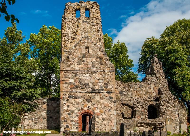 Ruinas de St Olof