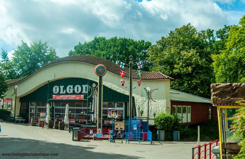 Restaurantes (cerrados) en Bakken
