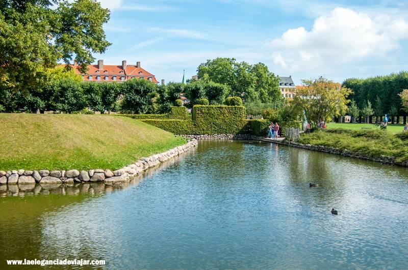 Llegando a Rosenborg