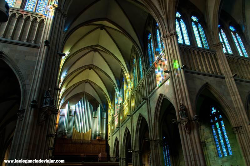 Colores en la Catedral