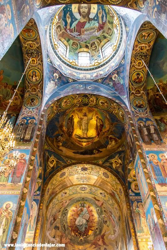 Mosaicos en el interior