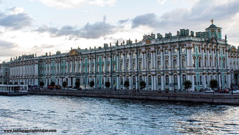 El Hermitage, una de las joyas de San Petersburgo