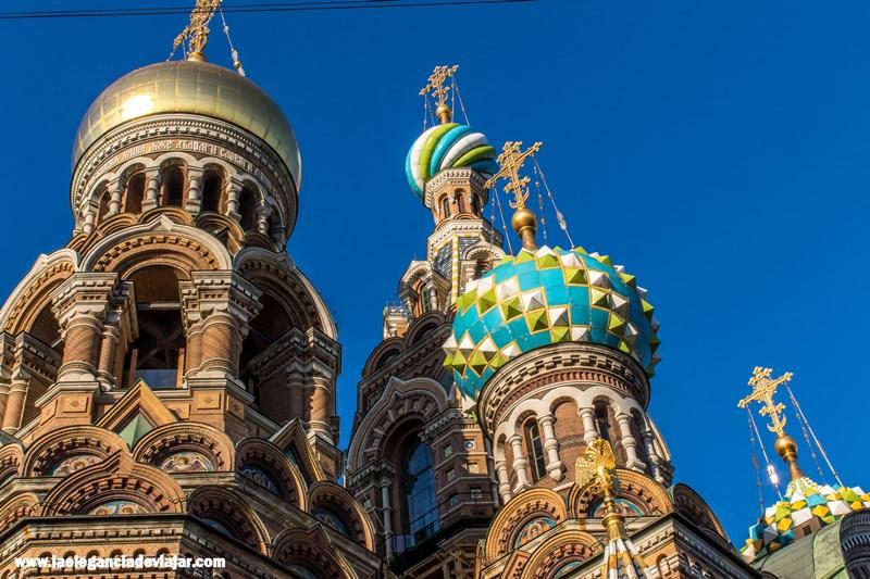 Detalle de las cúpulas