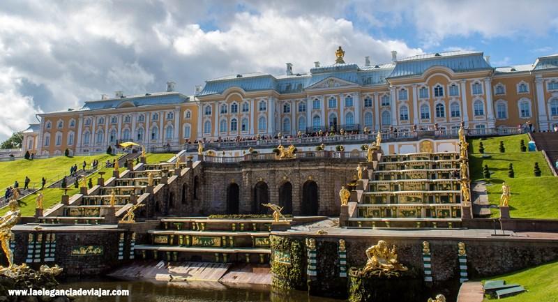Gran Palacio del Peterhof