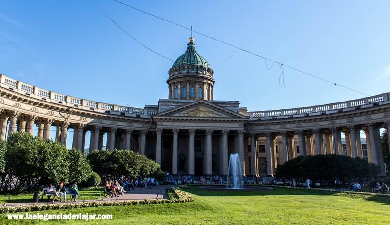 La Catedral de Kazán
