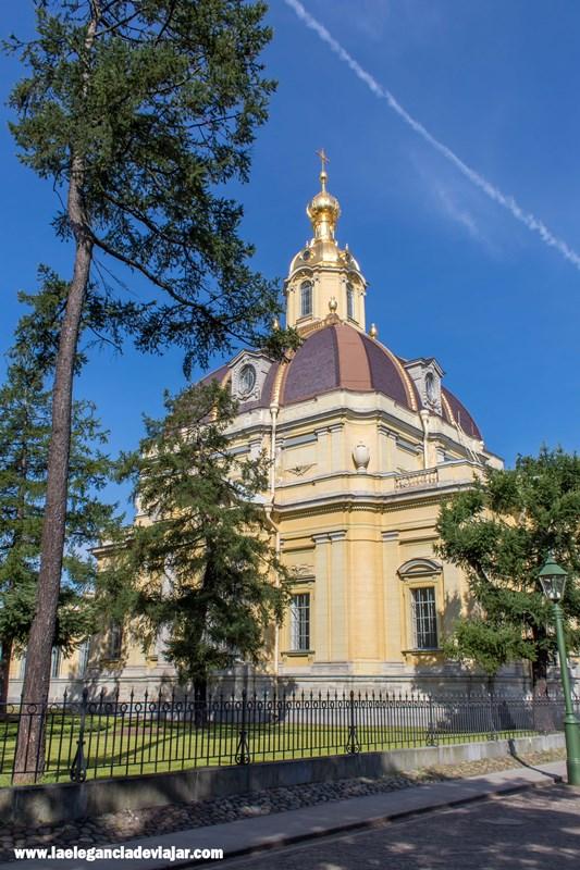 Mausoleo Gran Ducal
