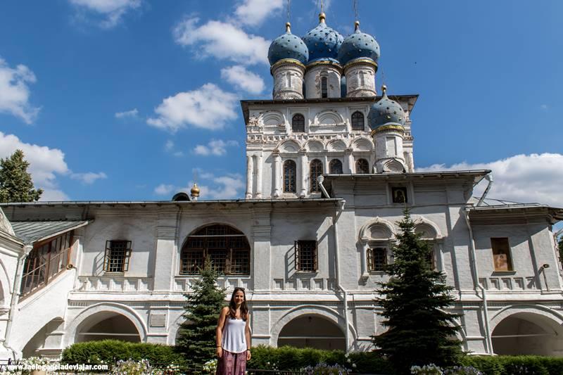 Iglesia de Nuestra Señora de Kazán