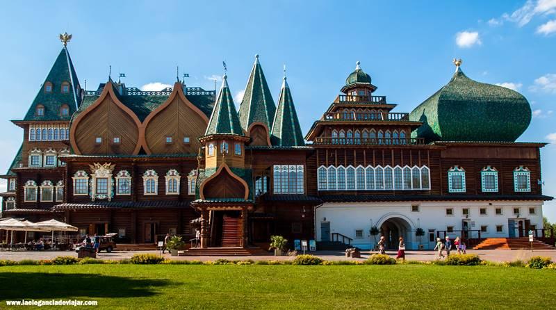 Palacio del Zar Alexey Mikhailovick