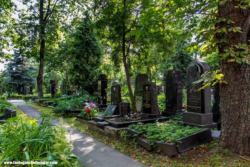 Cementerio de Novodéchivhi
