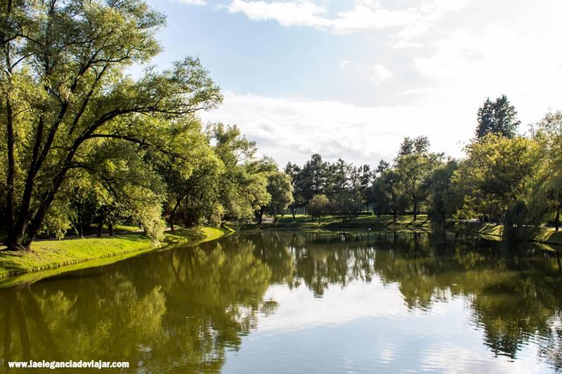 Lago que inspiró El Lago de los Cisnes