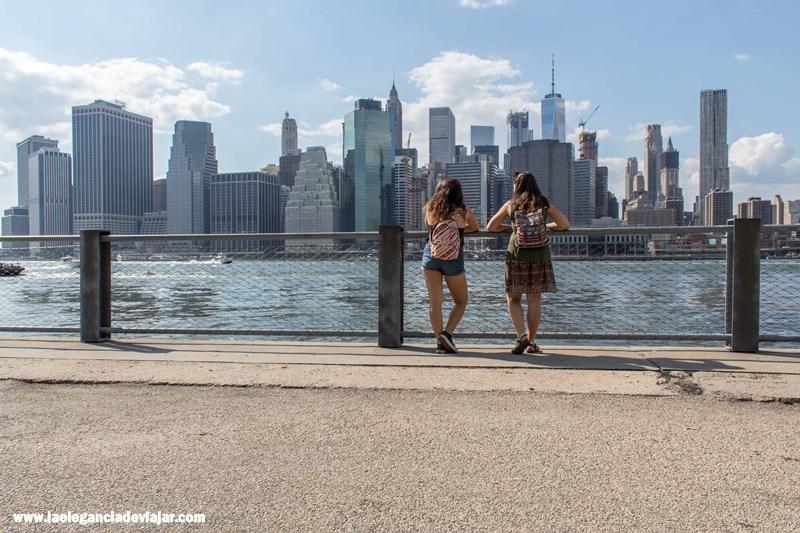 Nueva York desde Brooklyn
