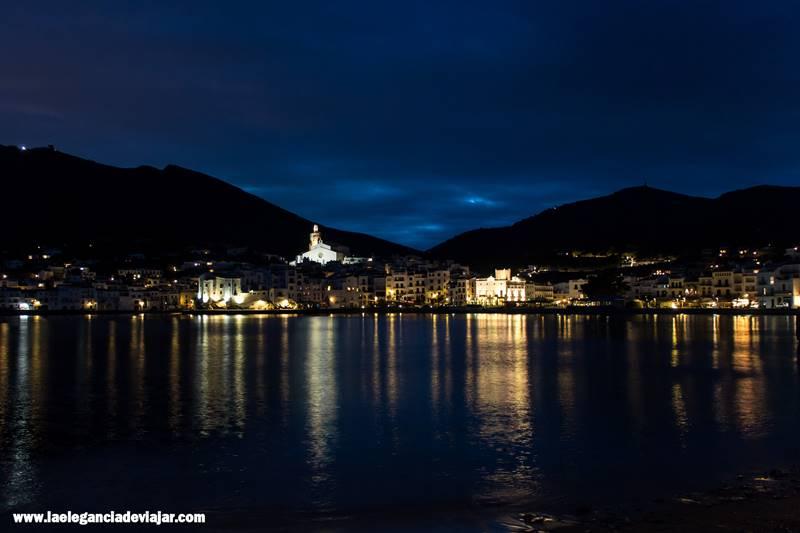 Noche en Cadaqués