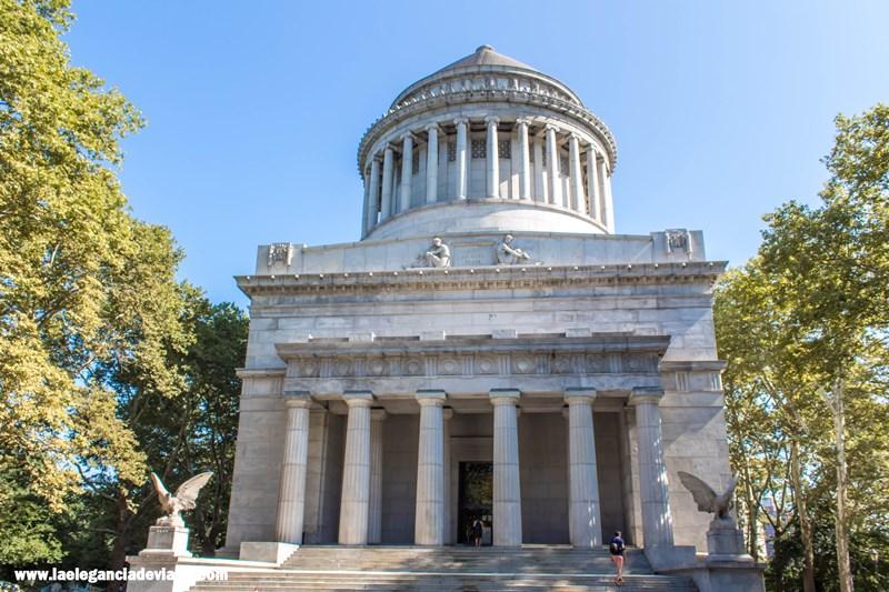 El templo de Ulysses Grant