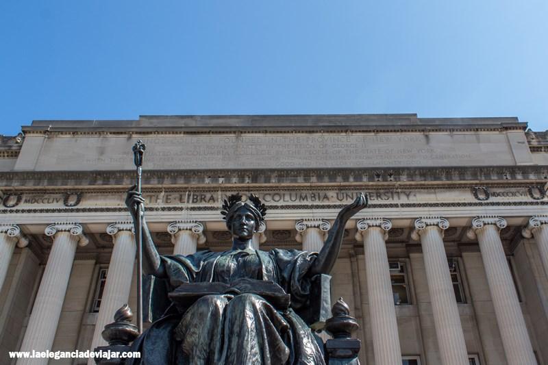 Alma Mater en la Universidad de Columbia