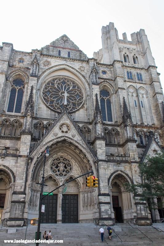 Iglesia de St John the Divine.
