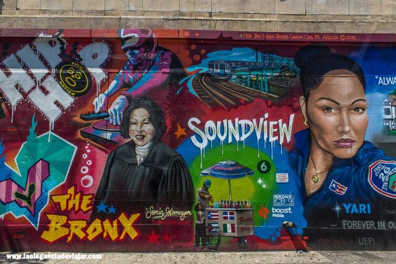 El mural de la justicia