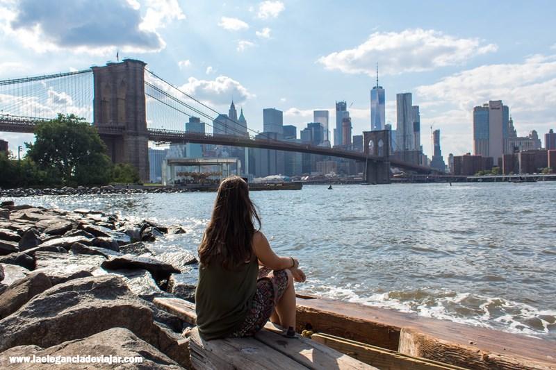Vistas al Puente de Brooklyn