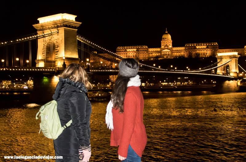Puente de las Cadenas desde Pest
