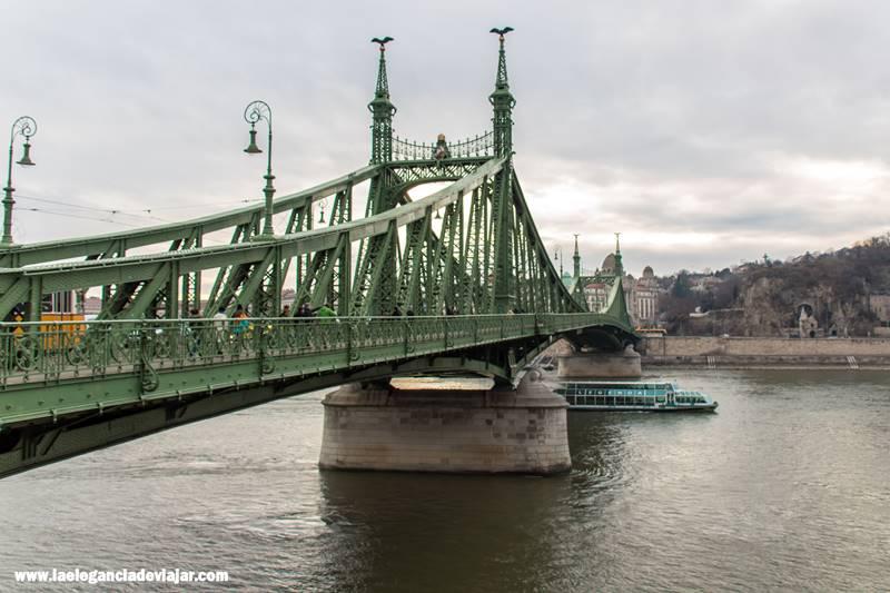 Puente de la Libertad desde Pest