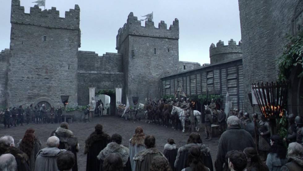 Castle Ward en Juego de Tronos