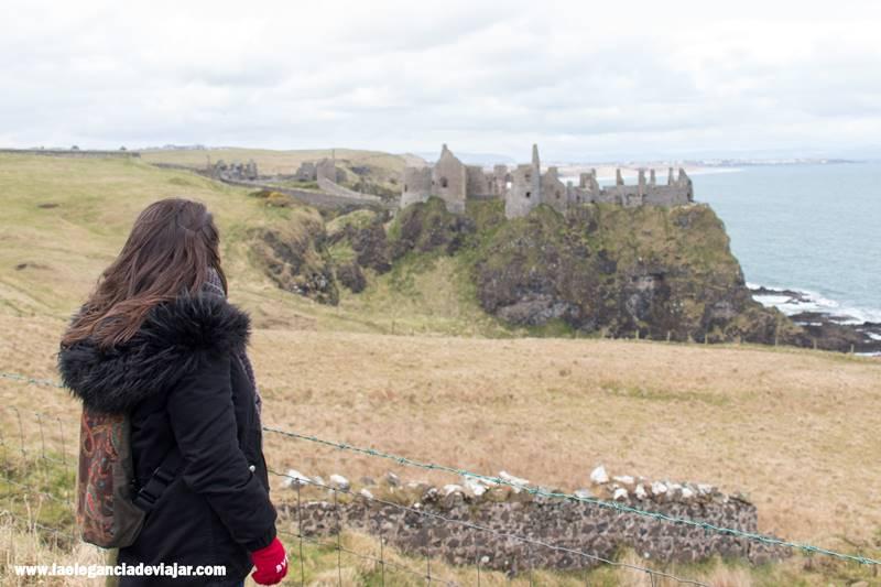 Castillo de Dunlace