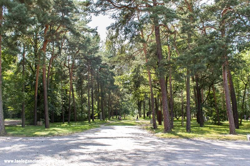 Paisajes en los alrededores de Sachsenhausen