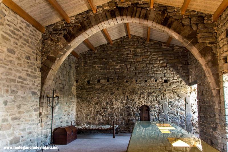 Sala Prioral de Sant Pere de Casserres