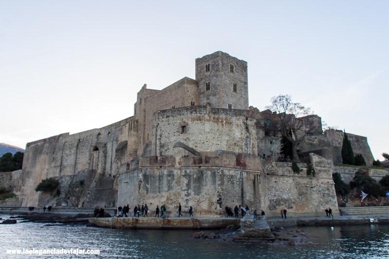 Castillo de Collioure
