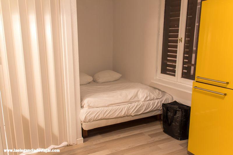 Apartamento con Airbnb en Estrasburgo