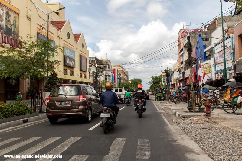 Calles de Yogiakarta