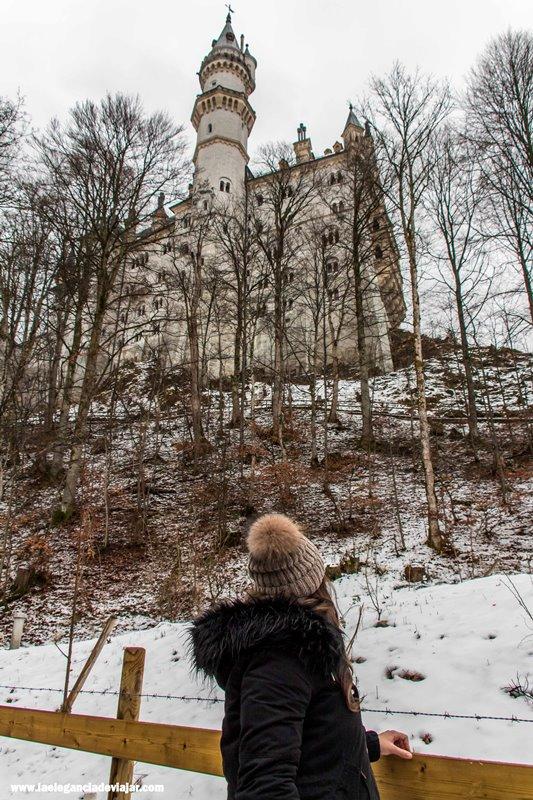 Castillo deNeuschwanstein