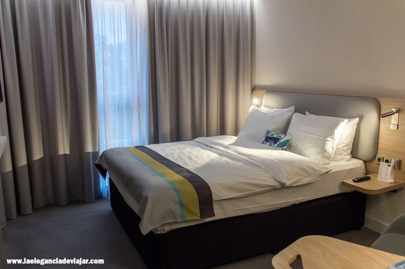 Nuestro hotel en Friburgo