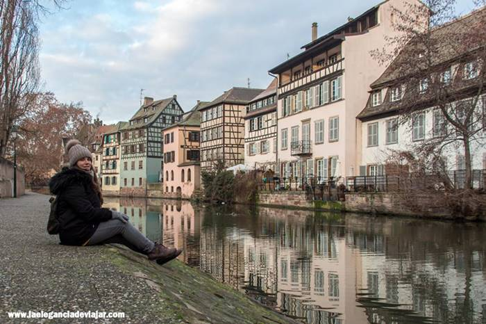 Petit France en Estrasburgo