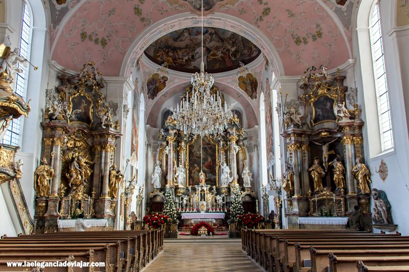 Iglesia de St Peter and Paul