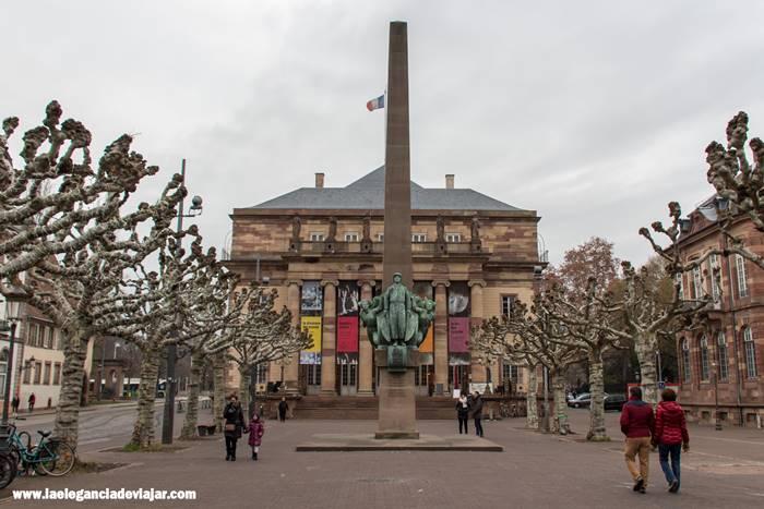 Plaza de Borglie