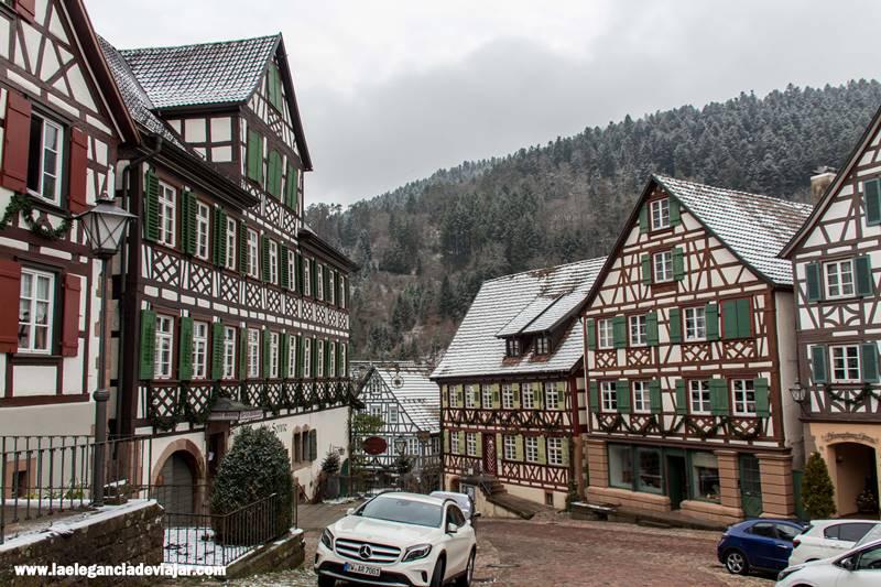 Schiltach, el pueblo más bonito de la Selva Negra
