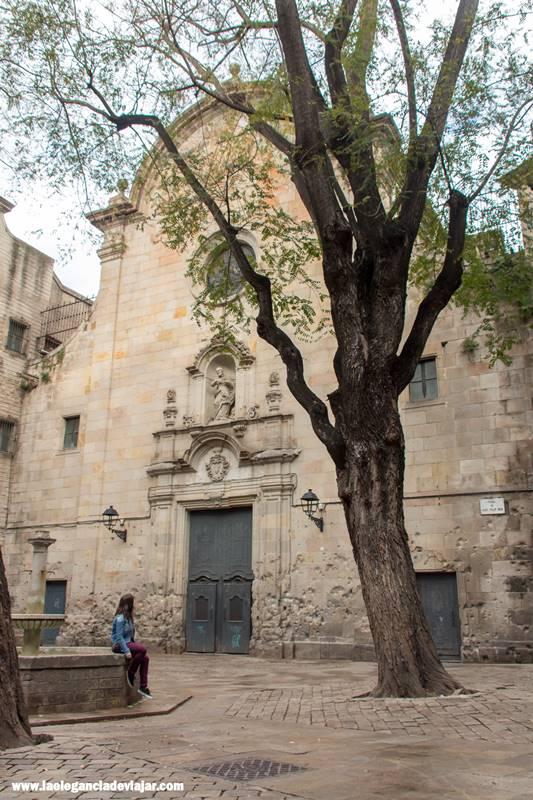 Plaça Felip Neri