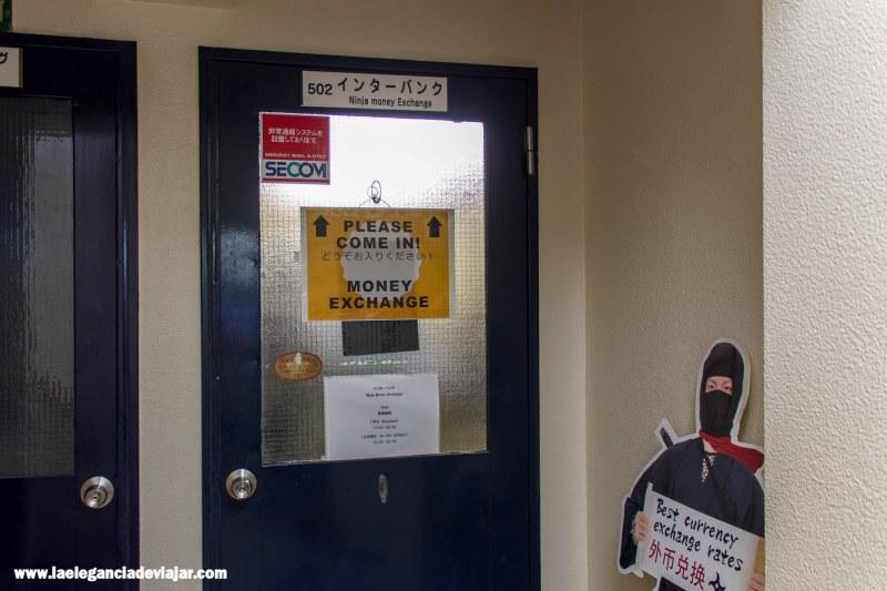 Puerta del Ninja Exchange