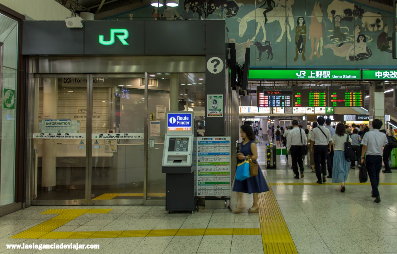 Oficina de Japan Rail Pass
