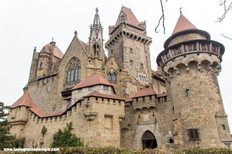 Castillo de Kreuzenstein