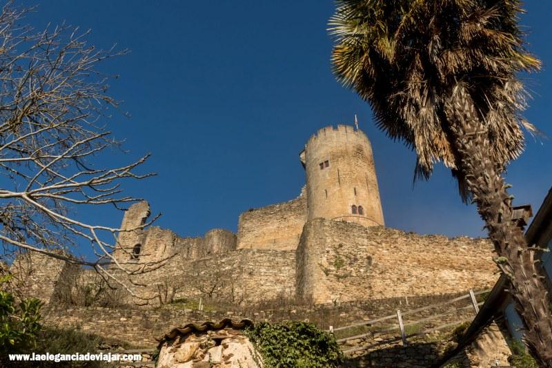 Castillo medieval de Najac
