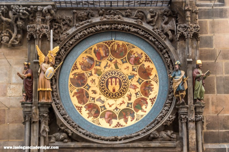 Esféra del reloj astronómico