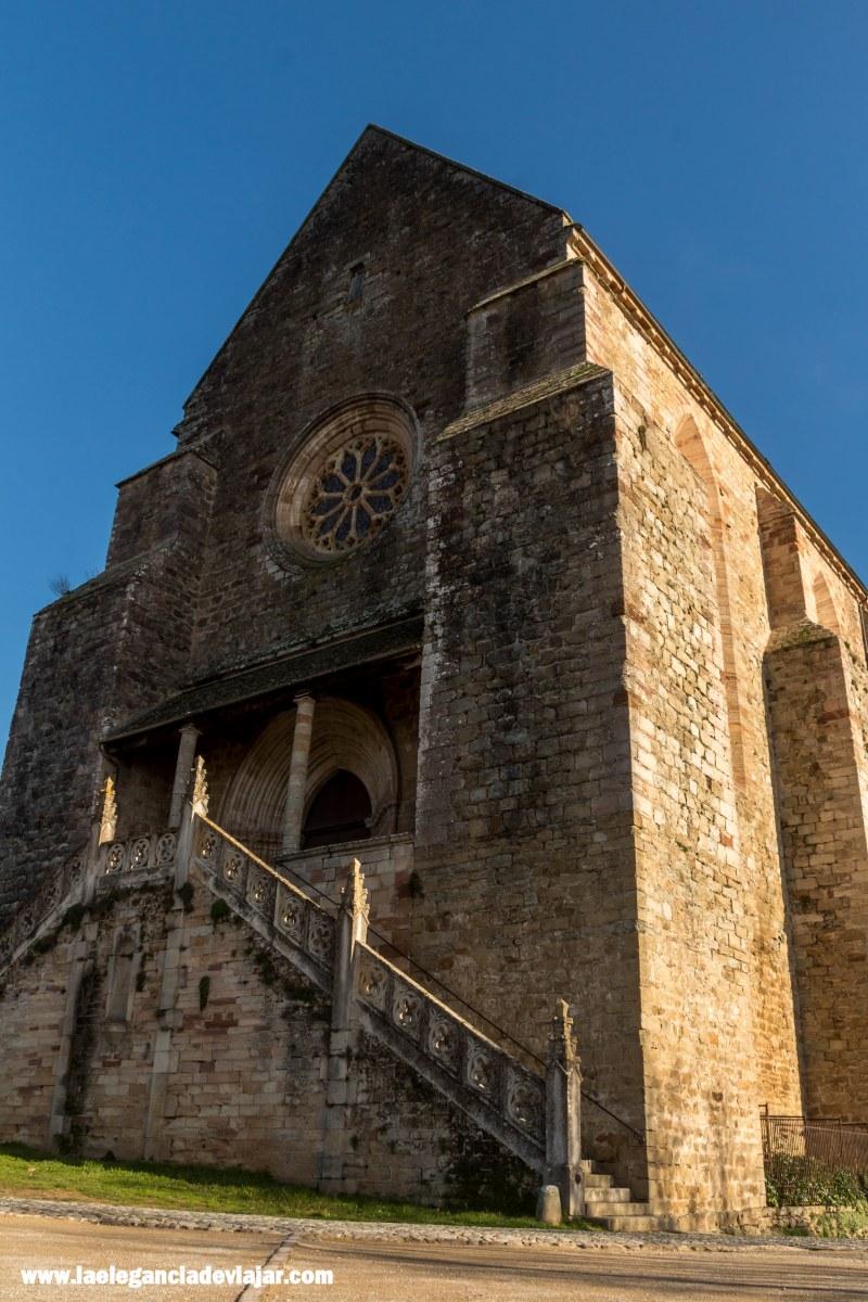 Iglesia gótica de Najac