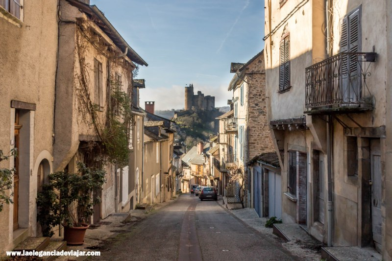 Vistas del Castillo de Najac