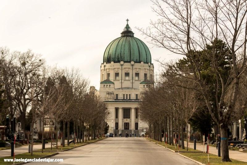 Cementerio central de Viena