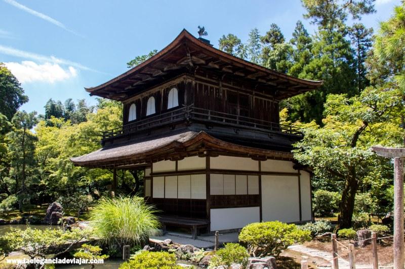 Gingaku-ji, el templo de plata