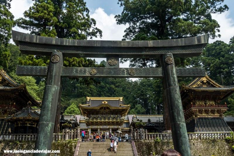 Templo Tōshō-gū en Nikko