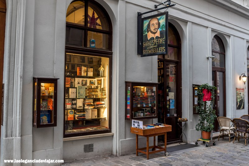 Shakespeare and co en Viena