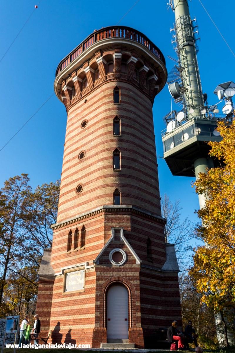Stefaniewarte en Kahlenberg